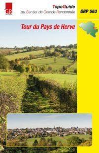 Couverture GRP 563 Tour du Pays de Herve