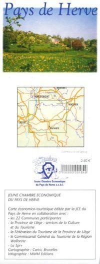 Couverture Carte JCE Pays de Herve