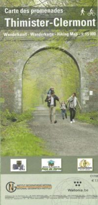 Carte Promenades à Thimister-Clermont