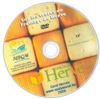 DVD Sur les traces du Fromage de Herve