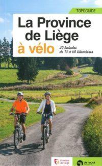 Couverture La Province de Liège à vélo