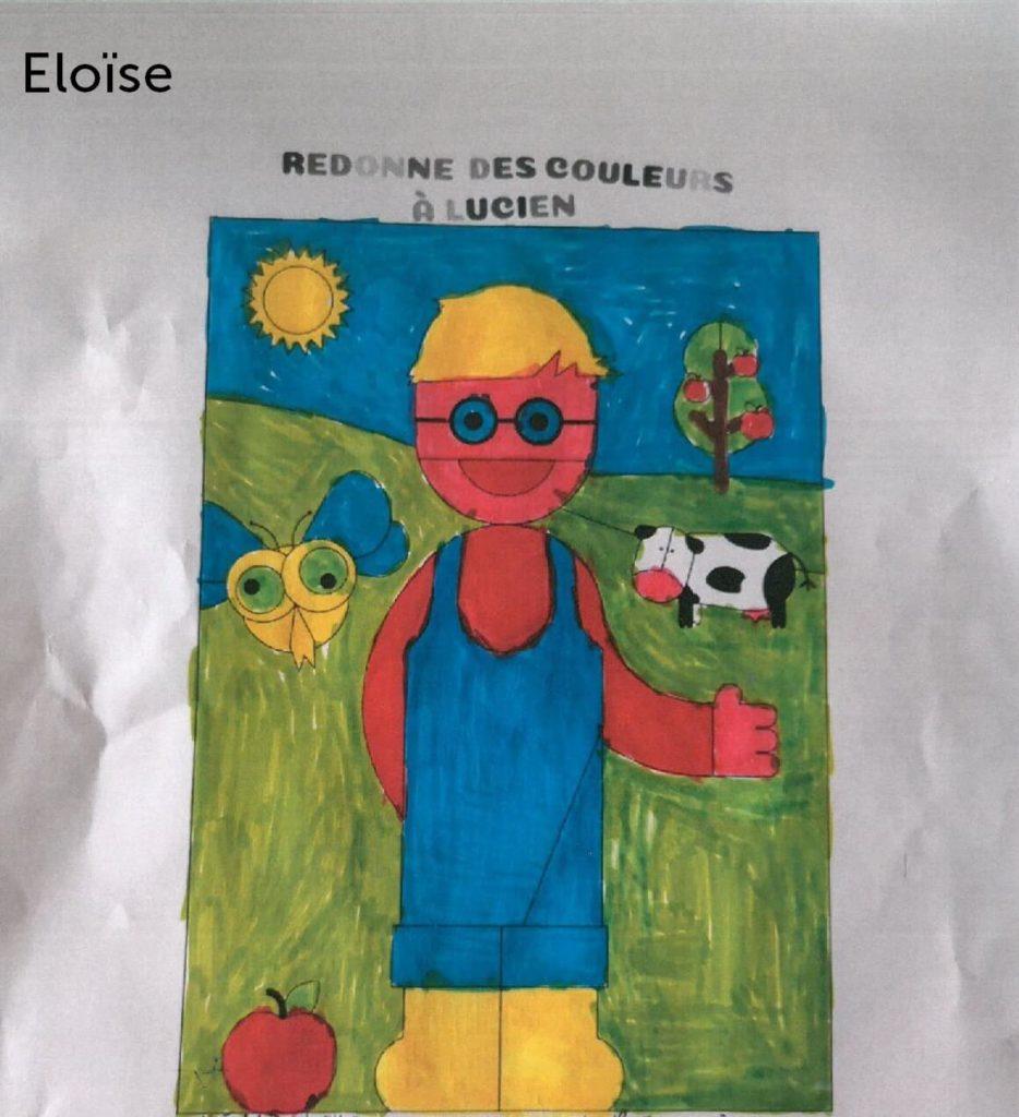 Eloïse_Gagnants coloriage concours lapin de pâques 5
