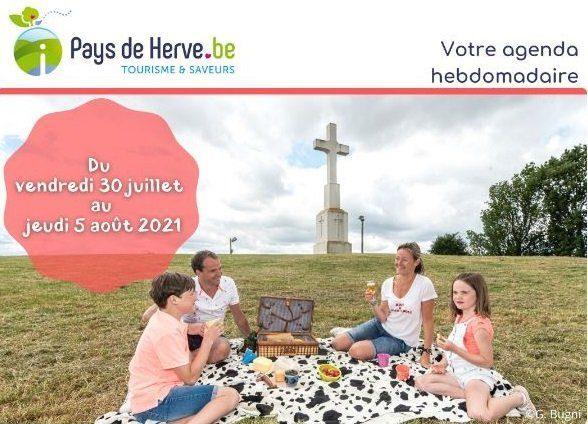 Newsletter du 30-07 au 5-08-2021