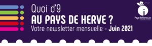 Nieuwe maandelijkse newsletter