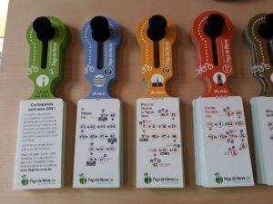 panneau bracelets Points-Noeuds Pays de Herve