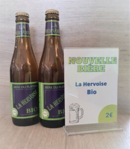 Nieuw bier in onze winkel