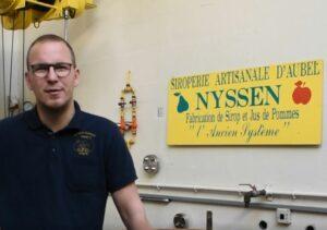 Speed dating Antoine Nyssen