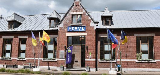 Façade Maison du Tourisme du Pays de Herve